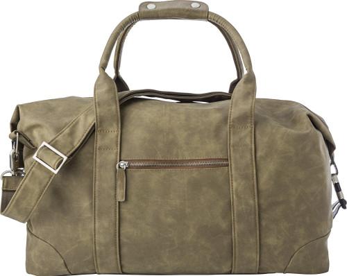 PU duffle/travel bag