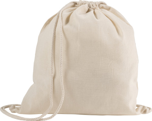 Cotton (120g/m2) backpack