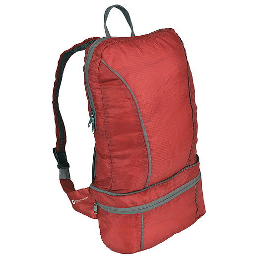 SCHWARZWOLF NUBE folding backpack