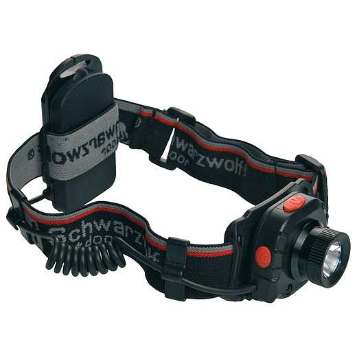 SCHWARZWOLF ALIZE Headlamp with sensor