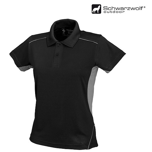 SCHWARZWOLF PALISADE polo shirten