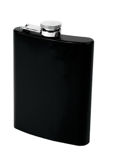 SW OLYMPOS, Practical branded hip flask