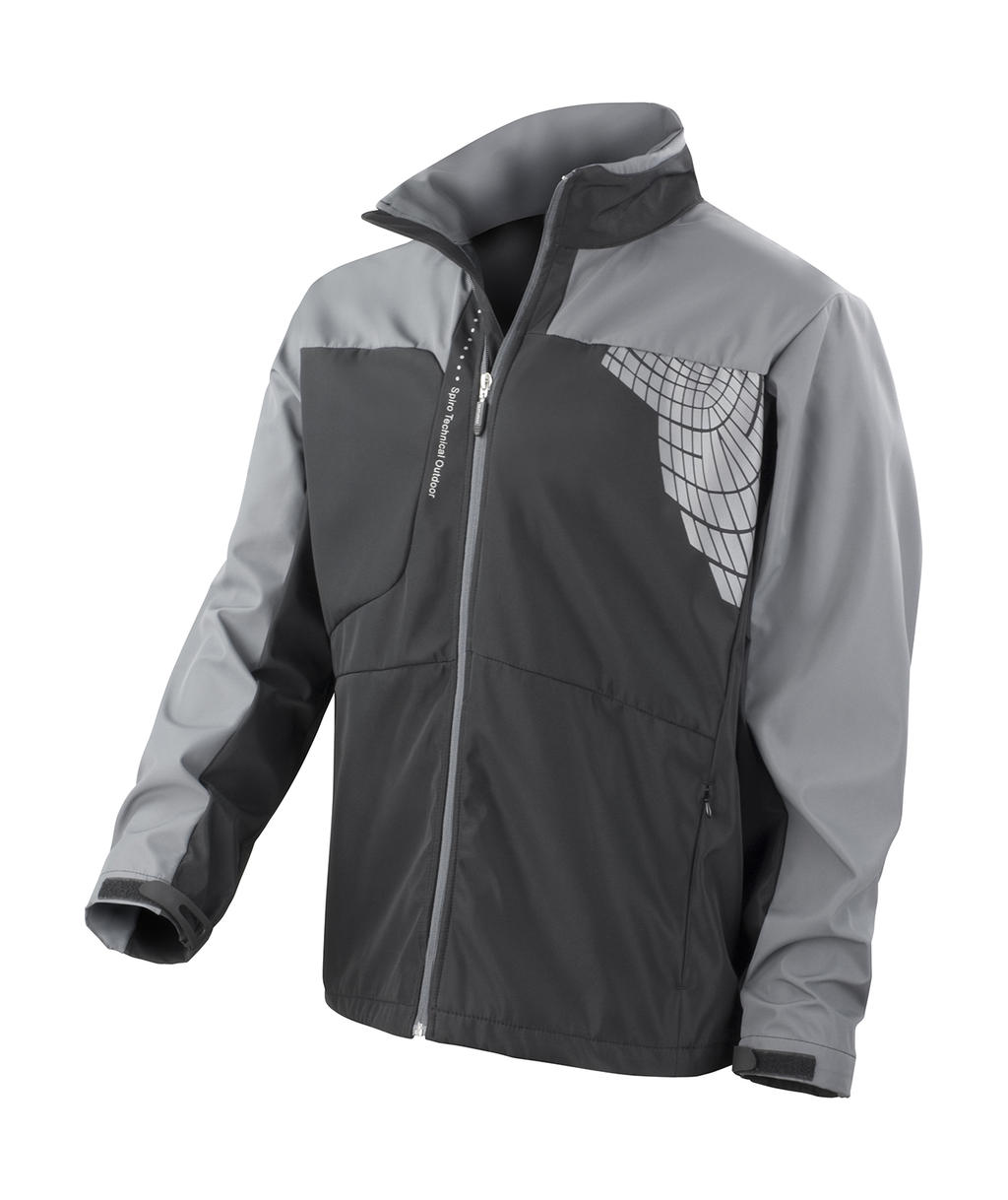 Men`s Team Soft Shell Jacket